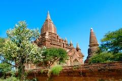 Seinnyet Ama świątynia i Seinnyet Nyima pagoda Obrazy Royalty Free