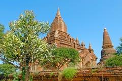 Seinnyet Ama świątynia i Seinnyet Nyima pagoda Fotografia Stock