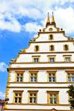 Seinsheim castle in town of marktbreit Royalty Free Stock Photo