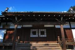 Seiryo-ji Стоковое Фото
