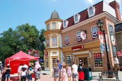 Seis bandeiras América em Baltimore Fotos de Stock Royalty Free