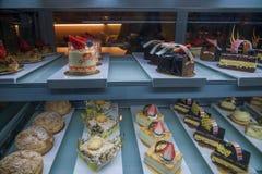 ----- Seis ciudades meridionales de pastelería de Wuzhen Foto de archivo