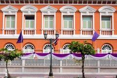Seis janelas próximas Imagens de Stock Royalty Free