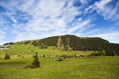 Seiser Alm Royalty Free Stock Photo