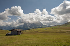 Seiser alm,South Tyrol,Italy Stock Photography