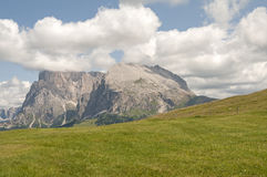 Seiser alm,South Tyrol,Italy Royalty Free Stock Images