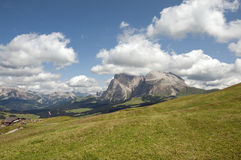 Seiser alm,South Tyrol,Italy Royalty Free Stock Photos
