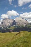 Seiser alm,South Tyrol,Italy Stock Photos