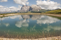Seiser alm,South Tyrol,Italy Royalty Free Stock Photography