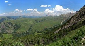 Seiser Alm, Tirolo del sud Fotografie Stock Libere da Diritti