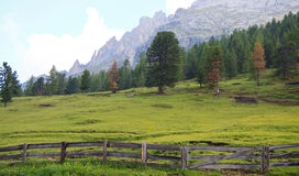 Seiser Alm Stock Images
