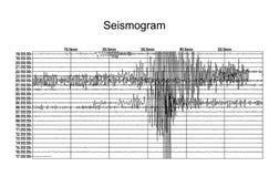 Seismogramm Stockbilder