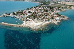 Seite, Antalya, die Türkei Stockfotos