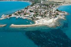 Seite, Antalya, die Türkei Stockbild
