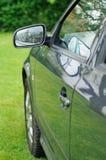 Seite des Autos Lizenzfreies Stockbild