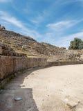 Seite des römischen Forums stockfotos