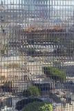 Seite eines Gebäudes Lizenzfreie Stockbilder