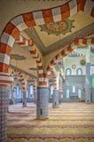 Seite Fatith-Moscheen-Digital-Malerei Stockfotos