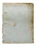Seite vom alten Buch lizenzfreies stockbild