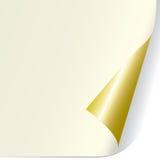 Seiten-Rotation stock abbildung