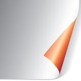 Seiten-Rotation lizenzfreie abbildung