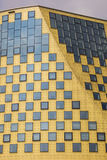 Seitenansicht des neuen Rathauses von Hardenberg Stockfotografie