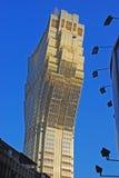 Seitenansicht großartigen Lissabon-Hotels Stockfotos