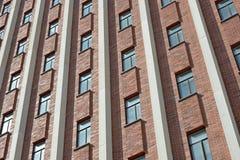 Hohes Aufstiegs-Wohngebäude Lizenzfreies Stockfoto