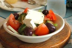 Seitlicher Salat Lizenzfreie Stockfotos