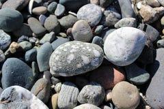 Seixos da praia Imagem de Stock Royalty Free