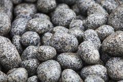 Seixos de pedra Fotos de Stock
