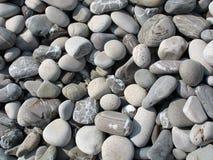 Seixos do mar Foto de Stock Royalty Free