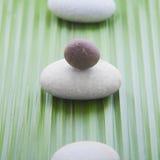 Seixos do zen Fotos de Stock