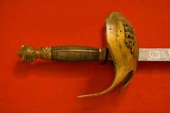 Seize épées d'Espagnol de siècle Images stock