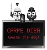 Seize the day Stock Photos