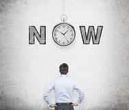 Seize the moment Royalty Free Stock Image