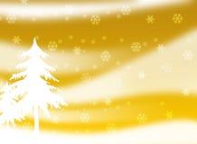 Seizoen 01 van Kerstmis Stock Foto