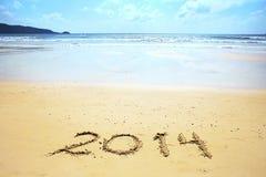Seizoen 2014 Stock Foto