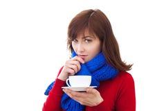 Seizoen voor koude en griep stock fotografie