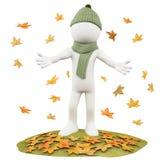 Seizoenen. De herfst. Stock Foto