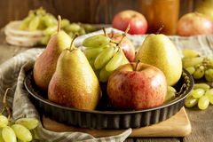 Seizoengebonden vruchten Stock Foto