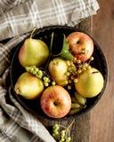Seizoengebonden vruchten Stock Fotografie