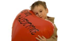 Seja meu Valentim 4 Foto de Stock