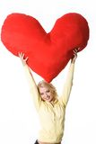 Seja meu Valentim! fotos de stock royalty free