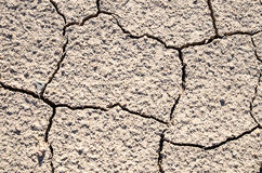 Seja sem água Imagem de Stock