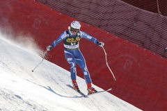 SEJERSTED Adrian Smiseth in Audi FIS alpiner Ski World Cup - Men Stockbild