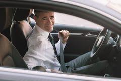 sejf kierowcy Obraz Stock