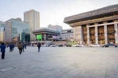 Sejong Center pour Art Seoul de exécution Sejong Center pour l'art du spectacle est les plus grands arts et le complexe culturel  Images stock
