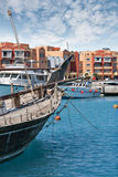 Sekalla marina Egypt zdjęcie stock