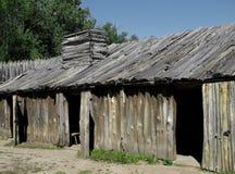 Sekcja bela stary fort. fotografia stock